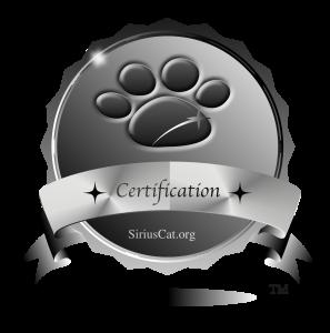 Sirius Cat Certification